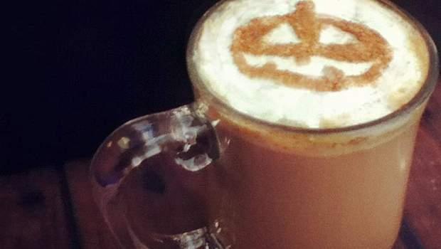 Pumpkin Spice Latte (University Foodie)