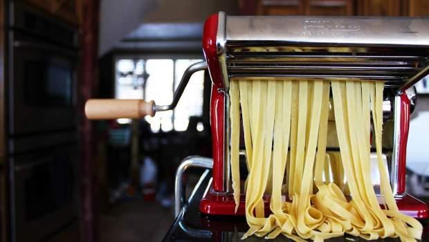 Fresh Pasta Dough (University Foodie)