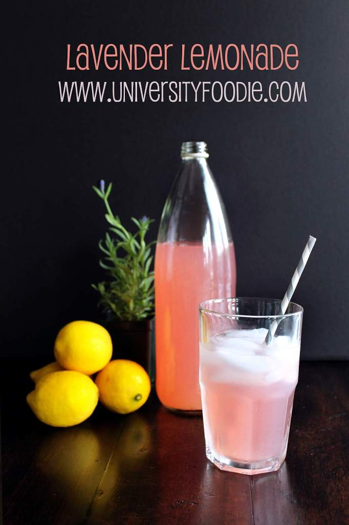Lavender Lemonade (University Foodie)