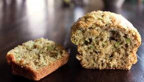 Zucchini Bread (University Foodie)