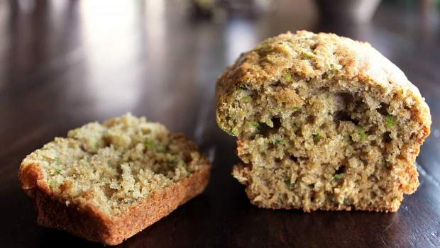 Zucchini Bread (University Foodie)