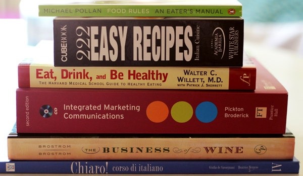 My Course Schedule | universityfoodie.com
