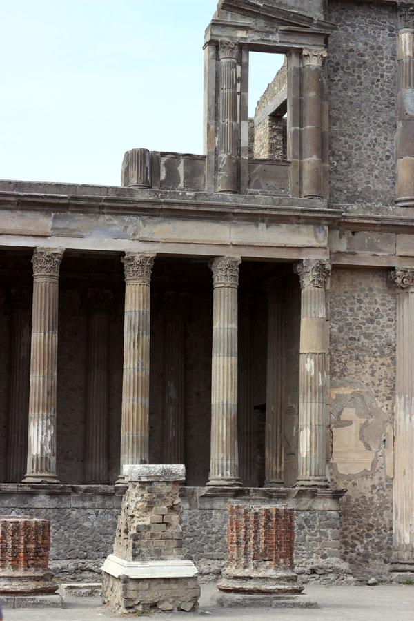 Pompeii, Italy | universityfoodie.com