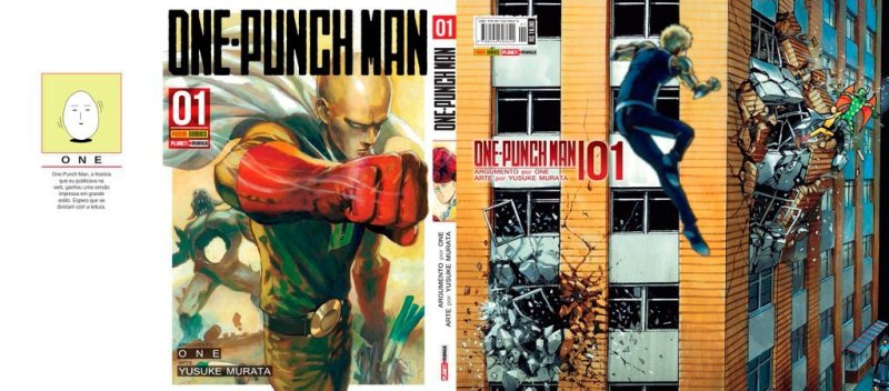 One Punch Man # 1