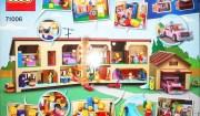set Simpson Lego