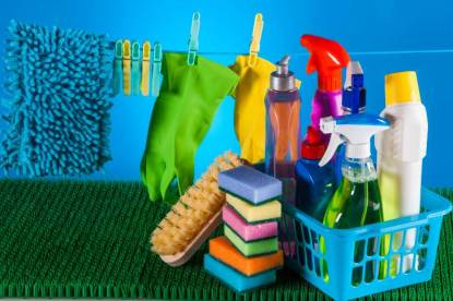 pulire con prodotti naturali