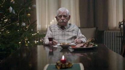 nonno da solo