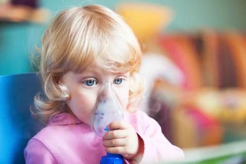 Aerosol nei bambini: una volta su due è del tutto inutile, parola di esperta