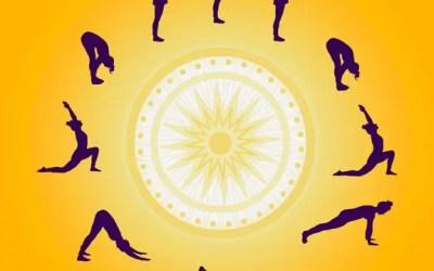 Surya Namaskar a Saudação ao Sol do Yoga