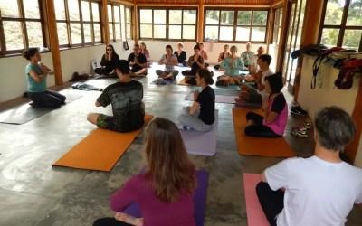 Prática de Yoga com Piquenique dia 02/08 no Parque da Independência em São Paulo