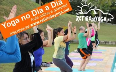 Aula Online e Gratuita – Como Aplicar o Yoga no Dia a Dia?
