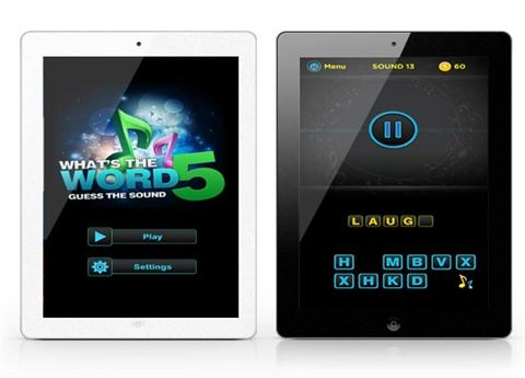 Game App Development - What\u0027s The Word 5 - Guess the Sound - Uniwebb