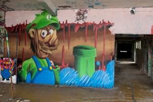 Street art Grau du Roi