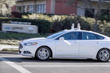 سيارة فورد الذكية CES 2016