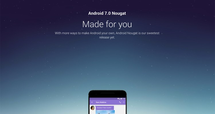 Android-Nougat-Site