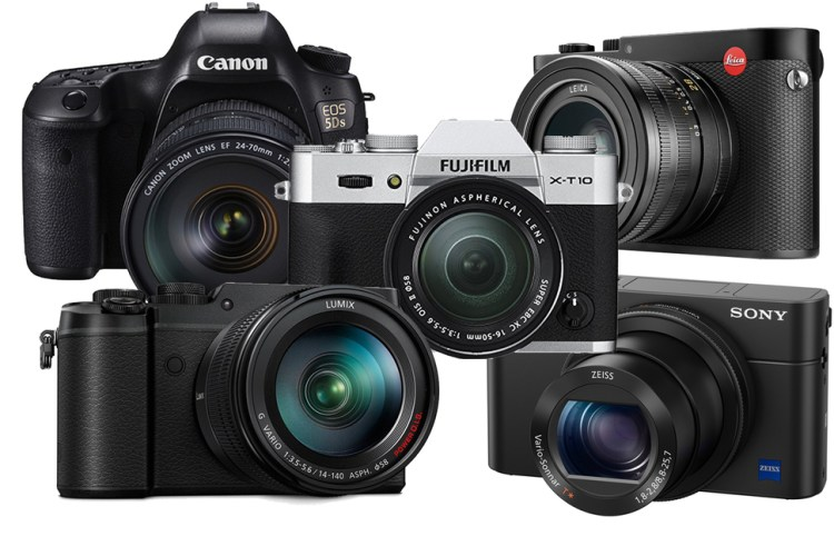 Best compact cameras-2015