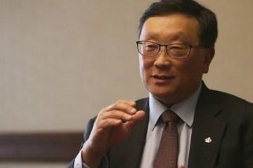 BlackBerry -CEO-Chen
