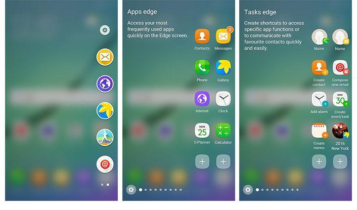 Galaxy S6 Edge-Update