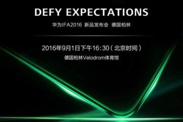 Huawei- IFA 2016