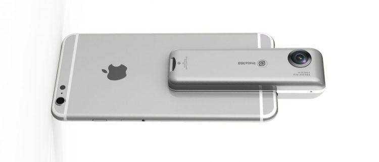 Insta360 Nano-iphone