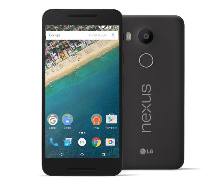 LG- Nexus 5x