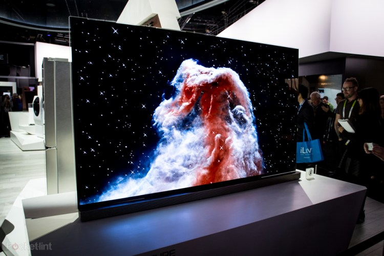 LG -Signature G6 OLED TV