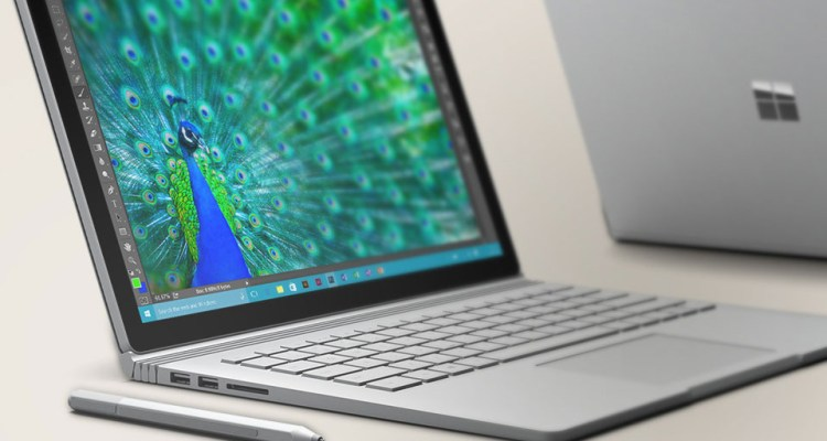 Microsoft- Surface Book -Surface Pro 4