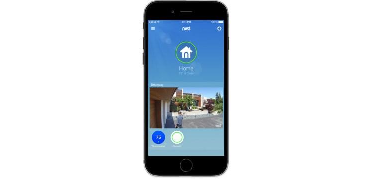 Nest -app-Spaces