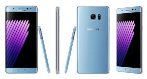 مراجعة لهاتف Galaxy Note7 من سامسونج