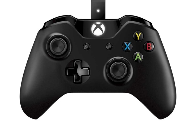 PC Gaming Controller - Microsoft Xbox One Controller