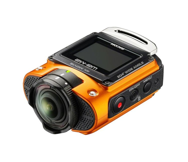 Ricoh-action-camera