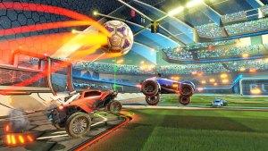 الأن Rocket League متاحة للتنافس بين لاعبي Xbox One والحاسب على الويب