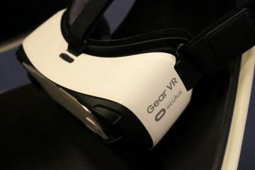 Samsung Gear VR 2-tiped