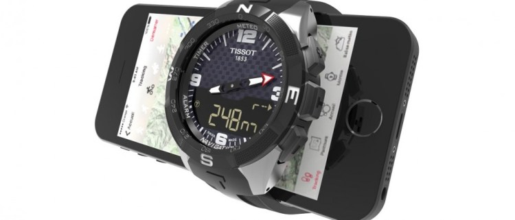 Smart-Touch-Watch