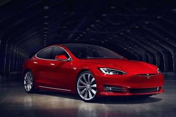 Tesla -Model S crash