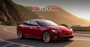 بطارية Tesla الجديدة تدعم S P100D لتصل إلى 60 mph في 2.5 ثانية