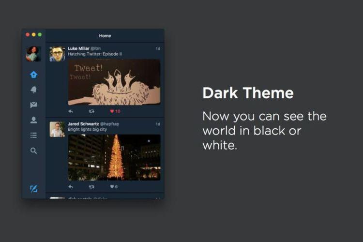 Twitter -mac-app