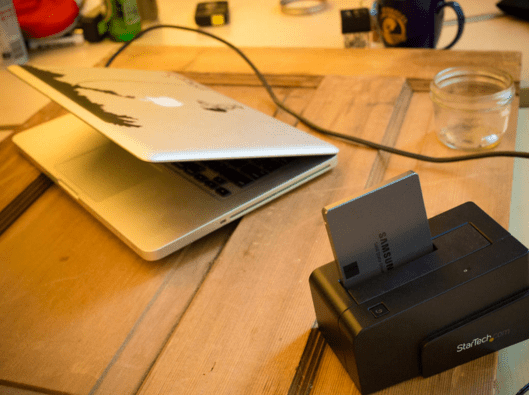 Upgrade your MacBook to an SSD 2
