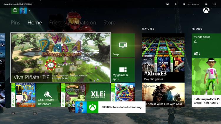 Xbox 360 games -on Xbox One