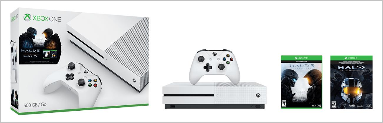 مايكروسوفت تطلق Xbox للمستخدمين أغسطس Xbox-One-S-Halo-Coll