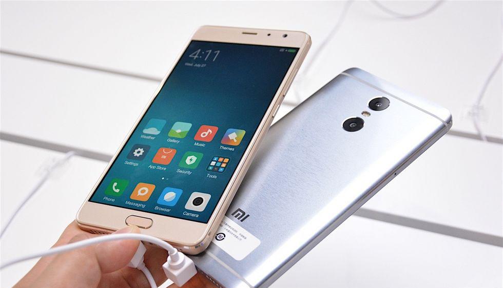 Xiaomi تكشف عن هاتف Redmi Pro بشاشة OLED