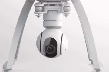 Xiaomi teases-drone-new video