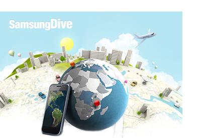 Samsung dive