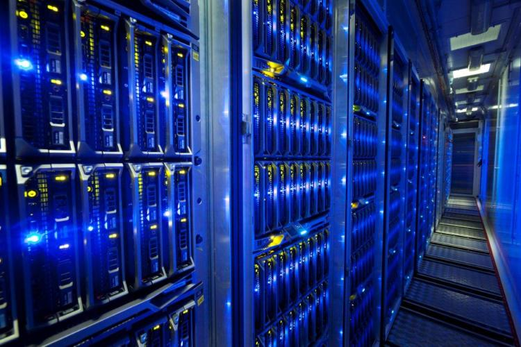intel- data center
