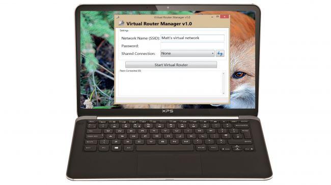 laptop- wireless hotspot