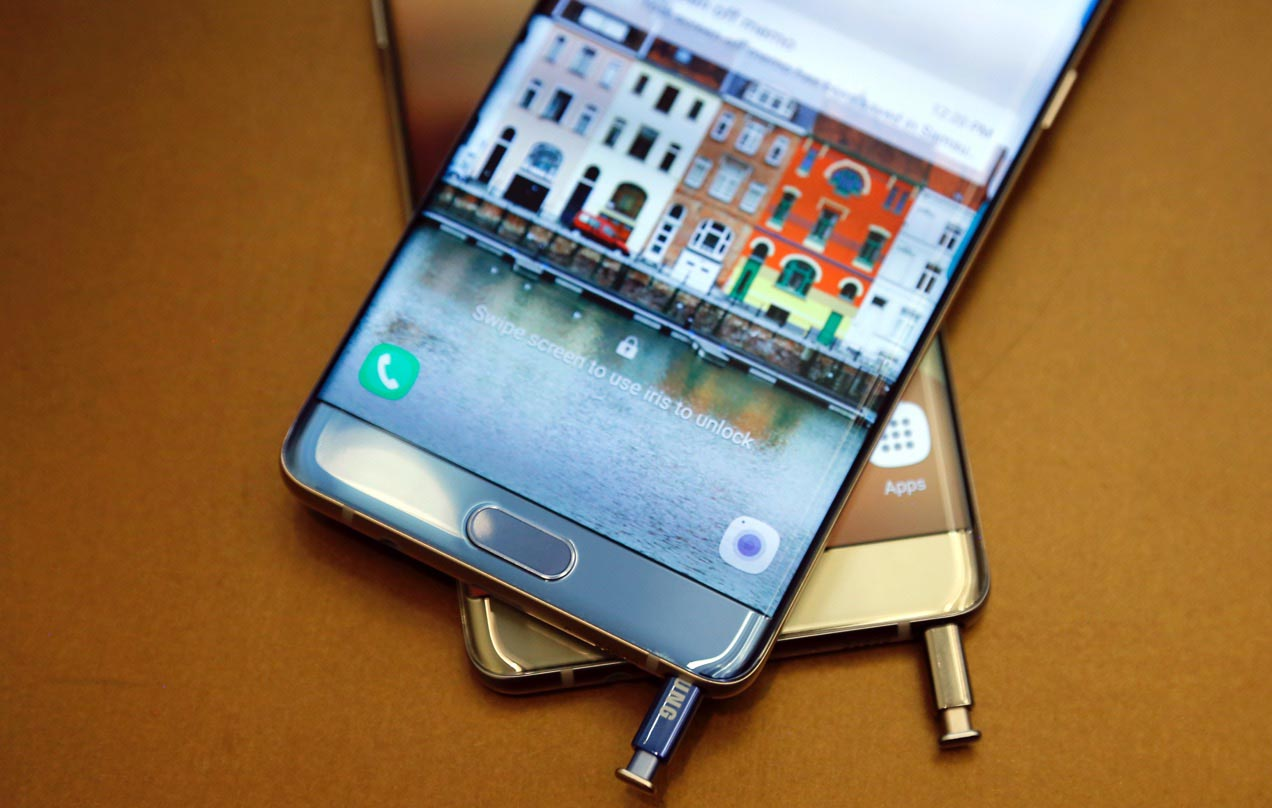 سامسونج تعلن رسمياً عن هاتف Galaxy Note 7