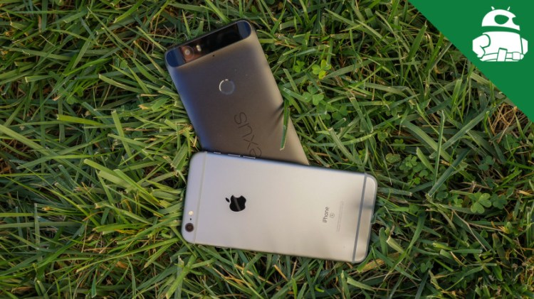 thumb nexus 6p vs iphone6s plus