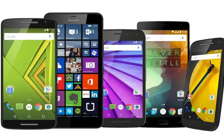 top budget mobiles-2016