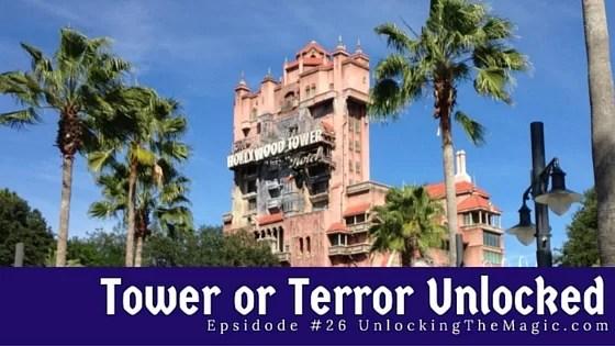 Tower of TerrorUnlocked