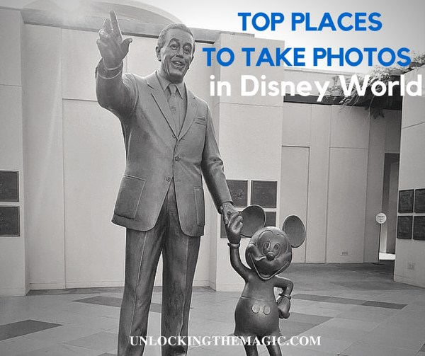 Best places to take photos